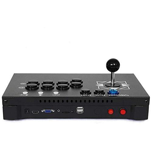 Goodtimera Pandoras Box 7 3D Home Arcade Consola Arcade Joystick Juego Contiene 2211 HD Juegos Completo HD1080 de Video Control de Juego para 2 Jugadores de HDMI/VGA/USB