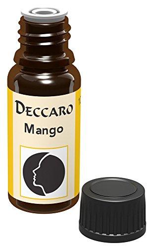 DECCARO Aceite aromático'mango', 10 ml (aceite de perfume)
