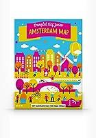 Crumpled City Junior Amsterdam Map