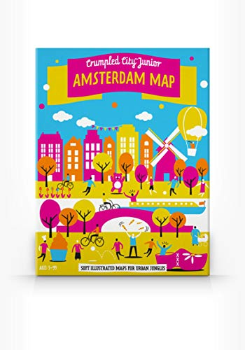 Palomar: Junior Amsterdam Crumpled City Map