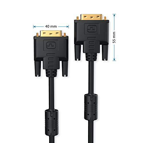 CSL – Dual Link DVI-D Kabel mit 144Hz Unterstützung - 2