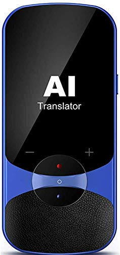 Language Translator Device Supports Offline Translation Assistance Super Accuracy Online Translation Audio Memo Camera Translation,106 Languages Two Way Translation for Travelling Learning Business