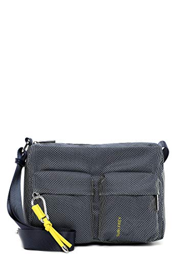 Suri Frey Suri Sports Marry Handbag With Zipper L Blue