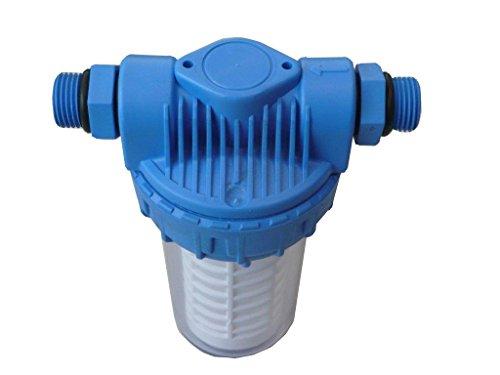 Amg 07622040 voorfilter mini compleet 0,5 inch zonder ventilatie, 14 x 6 x 5 cm, meerkleurig