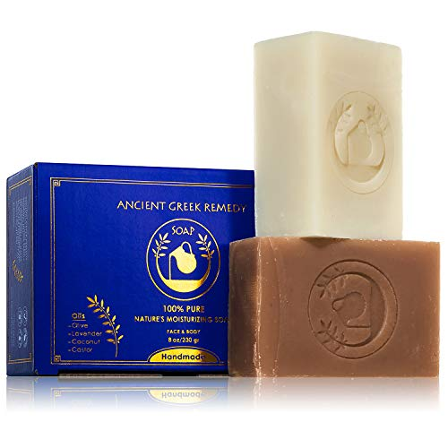 Ancient Greek Remedy Organic Handmade Soap Bar