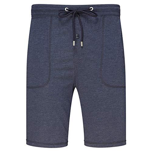 Jockey Bermuda dunkelblau Melange XXL, XL Größe:4XL