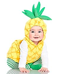 pineapple halloween costume baby toddler