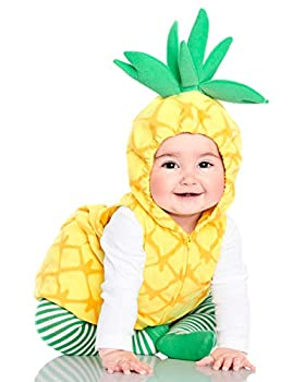 Carter s Baby Halloween Costume  Little Pineapple Yellow 24 Months