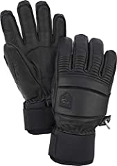 DESIGNED FOR: The Leather Fall Line Glove was developed for freeriders, professional mountain guides, ski instructors and others who place high demands on function, fit and durability -- styled perfectly for this fall season. DURABLE FABRIC: Made wit...