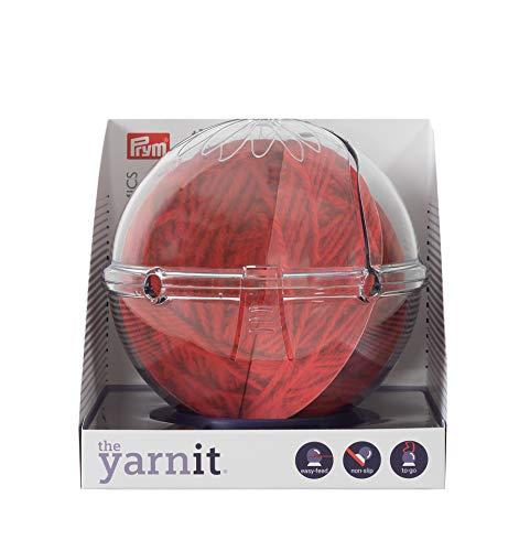 Prym The Yarnit Yarn Solutions, Clear/Purple