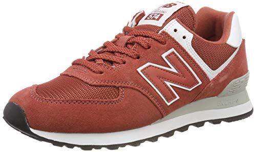New Balance Herren ML574EGN Sneaker, Orange (Dark Oxide), 40 EU