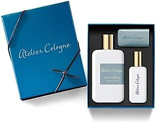 Atelier Cologne Encens Jinhae Absolue - Eau de Parfum, 200ml+30ml+Leather Case Trv Set