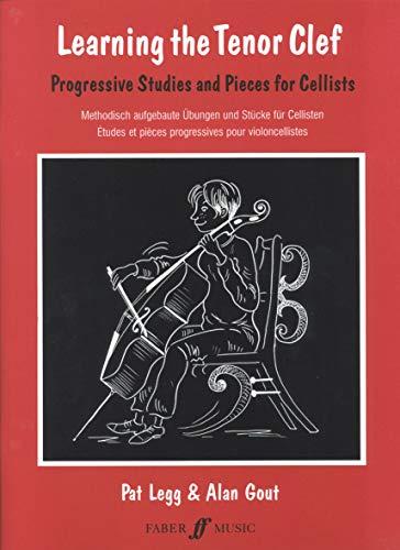 Learning The Tenor Clef: (Cello and Piano) (Cello Piano)
