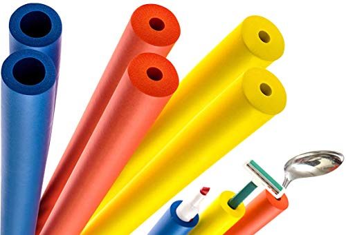Impressa Products 6-Pack of Foam Grip Tubing