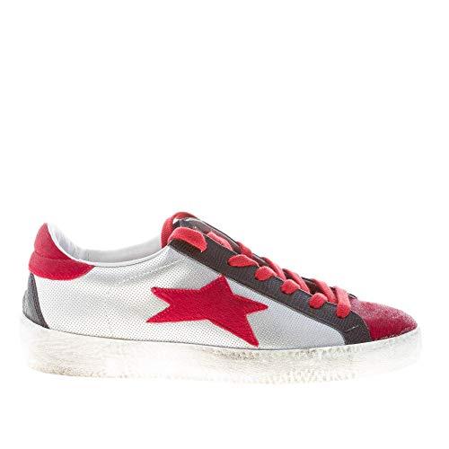 Ishikawa Donna Sneaker Low in Pelle Multicolore Color Multicolore Size 40