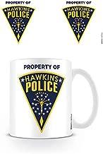 Pyramid International Stranger Things Mug Hawkins Police Badge Calici Tazze