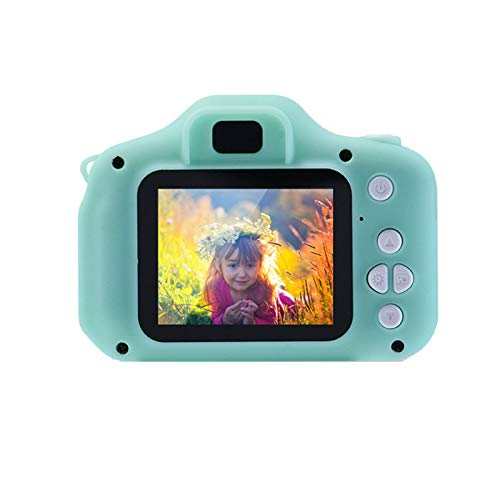 Kids Camera Toys for 3-8 Year Old Boys & Girl, Digital Video Camcorder Camera with Cartoon, Best Chritmas Birthday Festival Gift for Kids - 32G SD Card Included 1080p HD for Children HD Video Camera