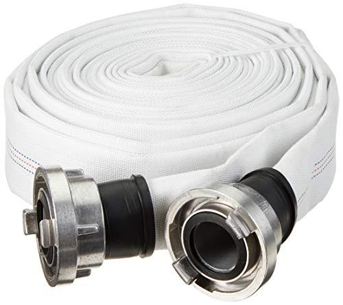 T.I.P. 31090 Bau- und Industriegewebeschlauch mit C-Storz-Kupplung 15 m / 2 Zoll