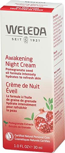 WELEDA Crema de Noche Reafirmante de Granada (1x 30 ml)