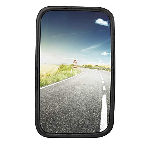 1x LKW, Transporter oder Bus Spiegel universal 30 x 18 cm Größe mit flexibler Halterung