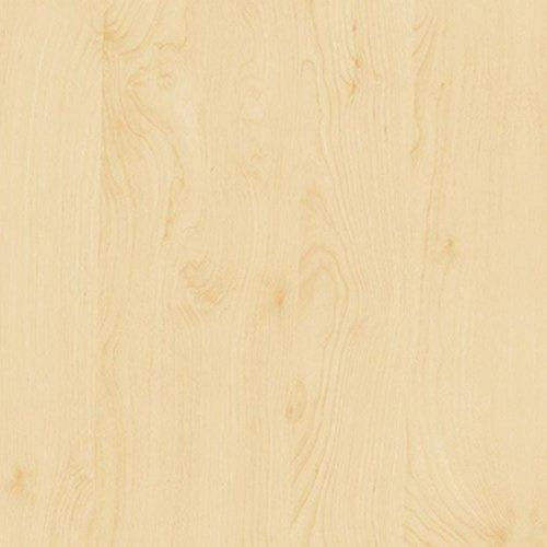 [19,98€/m²] Selbstklebende Folie in Holz-Optik AUF WUNSCHMAß inkl. Rakel & eBook mit Profi-Tipps I Klebefolie Birke Holzdekor für Möbel & Küche – abwaschbar & hitzebeständig I Möbelfolie Holz hell