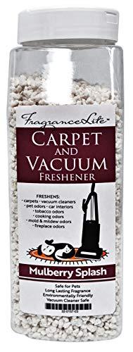 Everclean Fragrance Lite Carpet and Vacuum Freshener Mulberry Splash