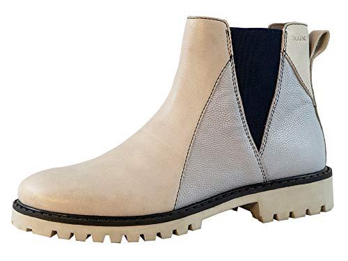 Marc Shoes Damen Fia Slipper, Grau, 39 EU