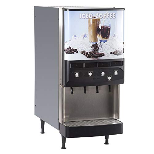 Buy 4-Flavor Beverage System, Iced Coffee Display, 120 V