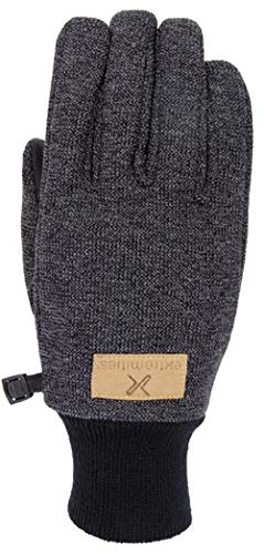 Extremities Unisex Bora Glove Handschuh, grau, Medium