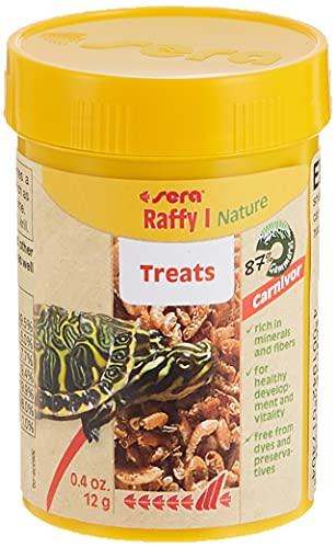 SERA Raffy I Nature Nourriture pour Aquariophilie 100 ML