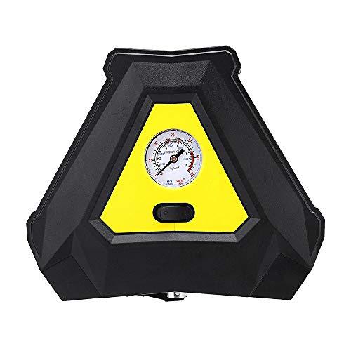 ZWwei Piezas de automóviles Cilindro Modelo mecánico de 12V 22 Bomba de Aire Bomba de Aire Inflador de neumáticos Herramientas y Equipos de automóviles