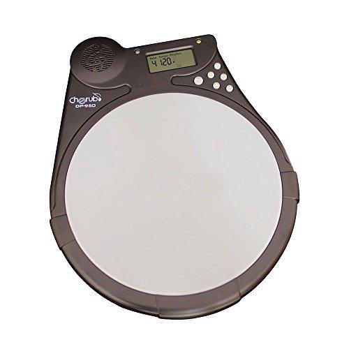 Cherub DP-950 Drum Tutor - Metrónomo y pad de práctica de batería