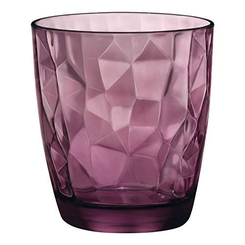 Bormioli Rocco Juego de 6Vasos Diamond Agua cl. 30,5