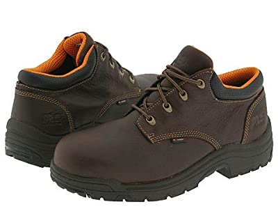 Timberland PRO TiTAN(r) Alloy Safety Toe Oxford (Haystack Brown Oiled Full-Grain Leather) Men