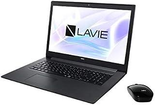 NEC 17.3型ノートパソコン LAVIE Note Standard NS350/NAシリーズ(カームブラック)[Core i3 / メモリ 4GB / HDD 1TB / Microsoft Office 2019]LAVIE 2019年...