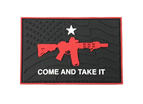 Patriot Patch Co - Come and Take It - M4 Patch