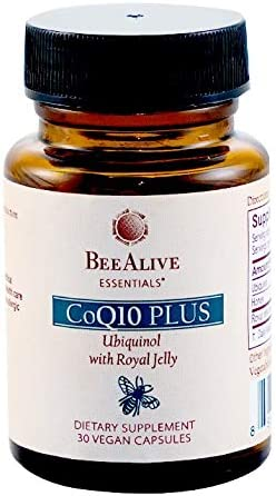 BeeAlive COQ10 Plus with Max 58% OFF UBIQUINOL 1 40% OFF Cheap Sale Month Supply