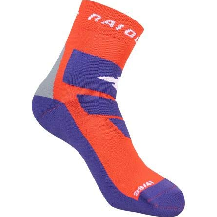 RaidLight R-Light Mixed Socks Red/Dark Blue