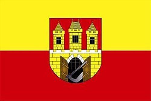U24 Aufkleber Prag Flagge Fahne 15 x 10 cm Autoaufkleber Sticker