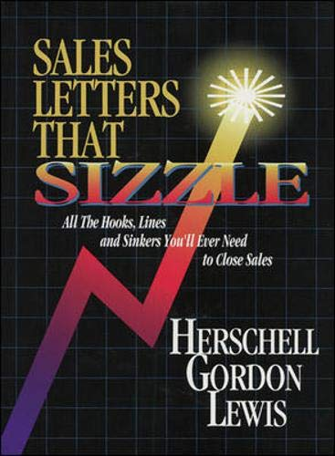 Sales Letters That Sizzle