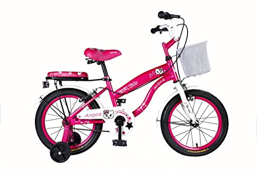 Vaux Angel Kids Bicycle for Girls (16T, Pink)