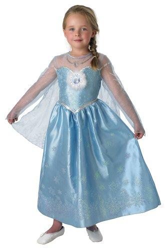 Rubie's 888683-M Déguisement Elsa Deluxe pour enfant