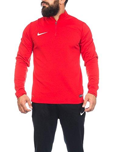 Nike Academy16 Midlayer Top - Camiseta para hombre, color Rojo (University red/White),...