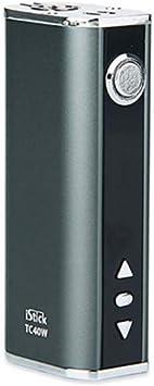 Original Eleaf istick TC 40W Kit de batería incorporado 2600 mah Batería istick 40W E-Cigarette Vape batería caja Mod: Amazon.es: Salud y cuidado personal