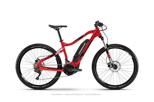 HAIBIKE Sduro HardSeven 3.0 27.5'' Pedelec E-Bike MTB rot/schwarz 2019: Größe: XL
