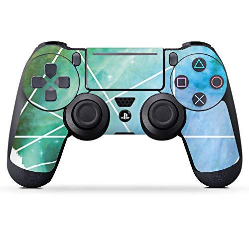 DeinDesign Aufkleber Skin Folie für Sony Playstation 4 Pro Controller PS4 Pro Controller Schutzfolie Cro Merchandise Fanartikel Galaxycro