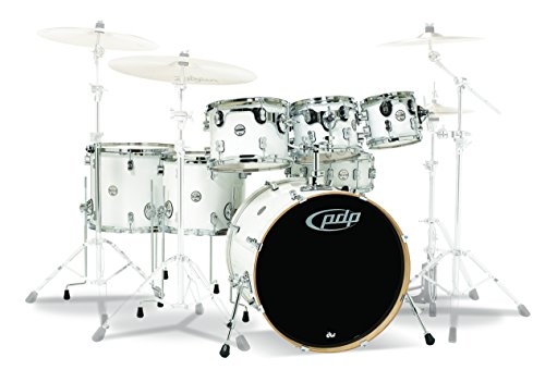 PDP By DW 7-Piece Concept Maple Shell Pack with Chrome Hardware...