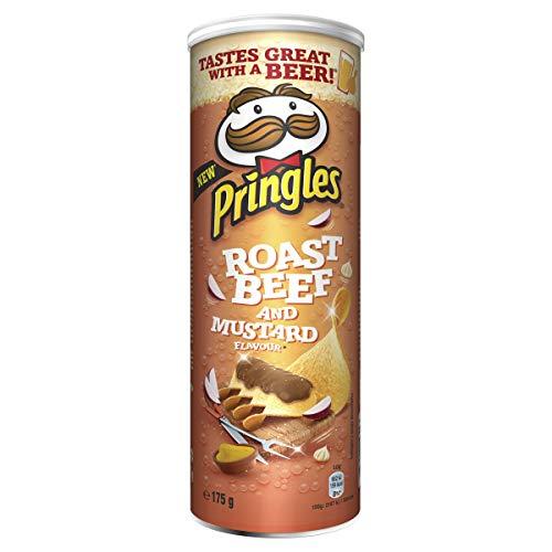 Pringles Pringles Roastbeef - 180 Gr - Cassa da 9 tubi