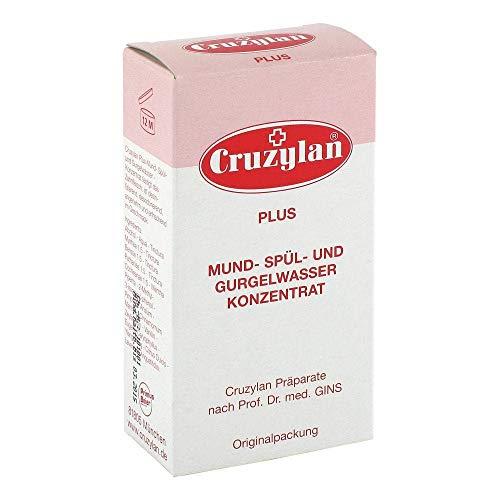Cruzylan Plus Mund- Spül- und Gurgelwasserkonzentrat, 50 ml Lösung