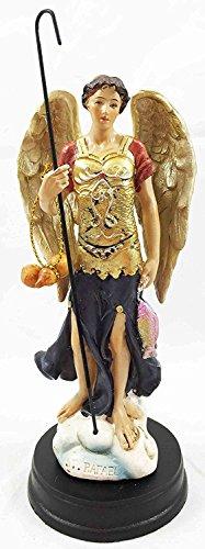 Gifts & Decor Erzengel Raphael God 's Heilung Angel 12,7cm Zoll Heiligen Religiöse Figur Altar Skulptur